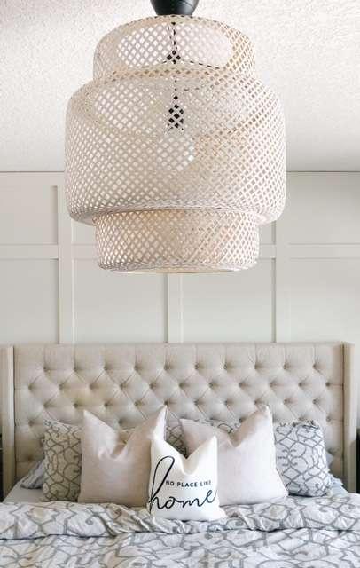 Ikea Sinnerlig Light Diy Classically Cait, Chandelier For Bedroom Ikea