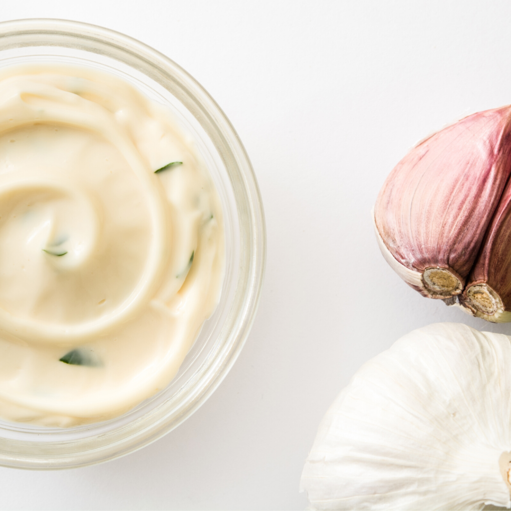 Easy Vegan Garlic Aioli Classically Cait